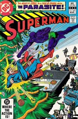 Superman Vol. 1 / Adventures of Superman Vol. 1 (1939-2011) (Comic Book) #369