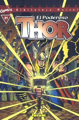 Biblioteca Marvel: El Poderoso Thor (2001-2004) (Rústica 160 pp) #21