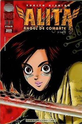 Alita, ángel de combate. 5ª parte #8