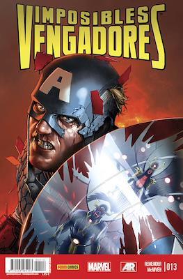 Imposibles Vengadores (2013-2018) (Grapa) #13