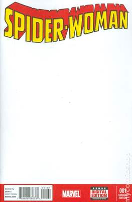 Spider-Woman (Vol. 5 2014-2015 Variant Covers) (Grapa) #1.4