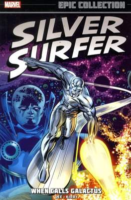 Silver Surfer Epic Collection (Softcover 480 pp) #1