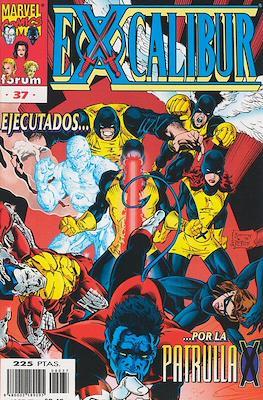 Excalibur Vol. 2 (1996-1999) (Grapa 24 pp) #37