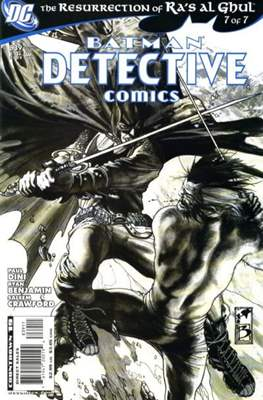 Detective Comics Vol. 1 (1937-2011; 2016-) (Comic Book) #839