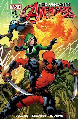 The Uncanny Avengers Vol. 3 (2015-2018)