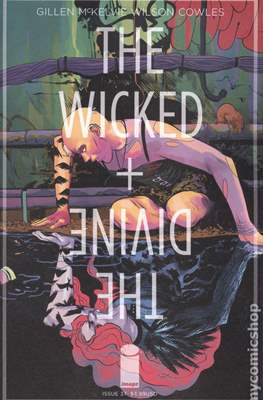 The Wicked + The Divine (Variant covers) (Comic Book) #37
