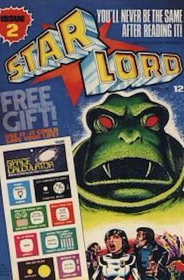 Starlord (Comic Book) #2