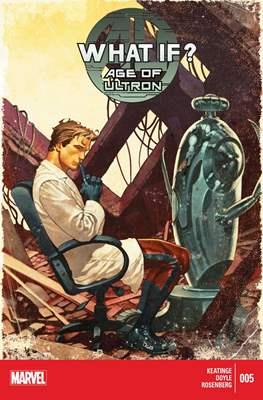 What If? Age of Ultron #5
