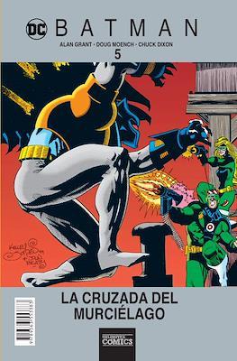 Batman. La cruzada del murciélago (Rústica) #5
