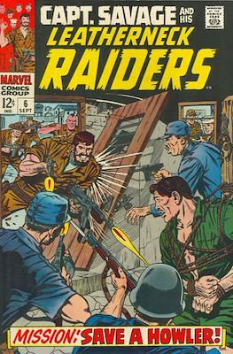 Capt. Savage and his Leatherneck Raiders #6