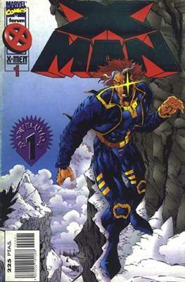 X-Man vol. 2 (1996-2000) (Grapa. 17x26. 24 páginas. Color.) #1