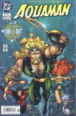 Aquaman. Guerra de Reyes