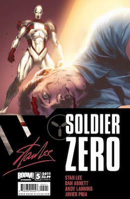Soldier Zero (Cómic grapa) #5