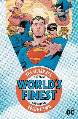 Batman & Superman: World's Finest - The Silver Age #2