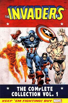 The Invaders Classic: The Complete Collection (Softcover) #1