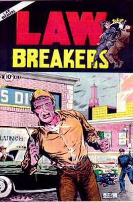 Lawbreakers (Saddle-stitched) #9