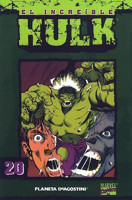 Coleccionable El Increíble Hulk (2003-2004) #20