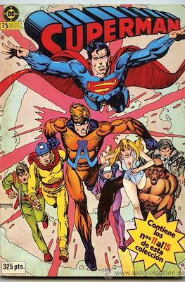 Superman (1984) (Retapado, Tomo rústica) #3