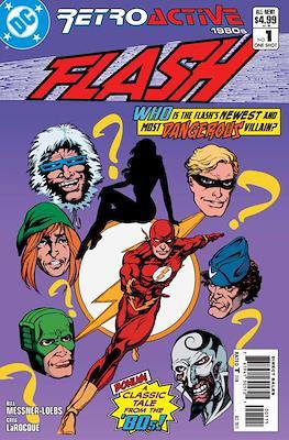 DC Retroactive Flash The 1980s