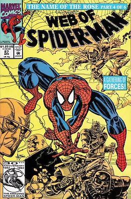 Web of Spider-Man Vol. 1 (1985-1995) (Comic-book) #87