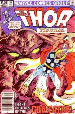 The Mighty Thor Annual (1966-1994) #10