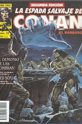 La Espada Salvaje de Conan Vol. 1. 2ª edición (Grapa. 64 páginas) #22