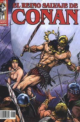 El Reino Salvaje de Conan (Grapa 48-80 pp) #19