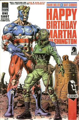 happy birthday martha washington