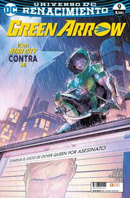 Green Arrow. Renacimiento (Rústica) #9