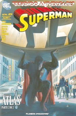 Superman (2007-2012) (Grapa. 48 pp) #25