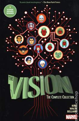 The Vision The Complete Collection