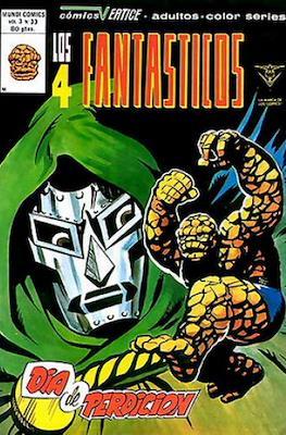 Los 4 Fantásticos Vol. 3 (1977-1980) (Grapa 44 pp) #33
