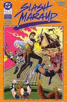 Slash Maraud Vol 1: (1987-1988) (Comic-book.) #4