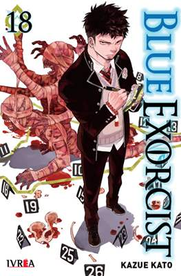 Blue Exorcist (Rústica) #18