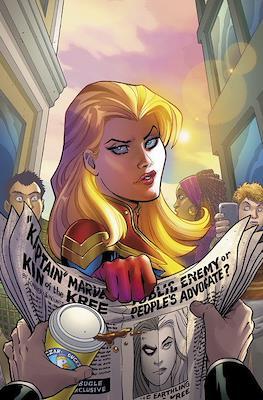 Capitana Marvel (Grapa) #8