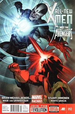 All-New X-Men (Comic Book) #12