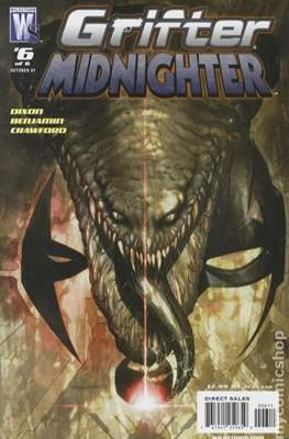 Grifter & Midnighter (2007) (Grapa) #6