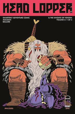 Head Lopper (Comic-book) #9