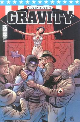 Captain Gravity (Comic Book 36 pp) #4
