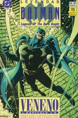 Leyendas de Batman. Legends of the Dark Knight #20