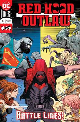Red Hood and the Outlaws Vol. 2 (Comic Book) #41