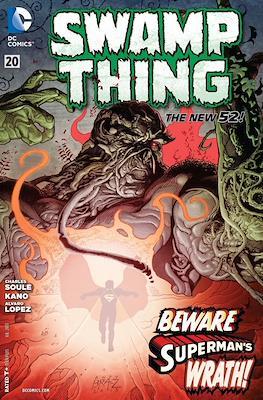 Swamp Thing vol. 5 (2011-2015) #20