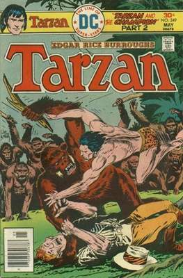Tarzan (Comic-book) #249