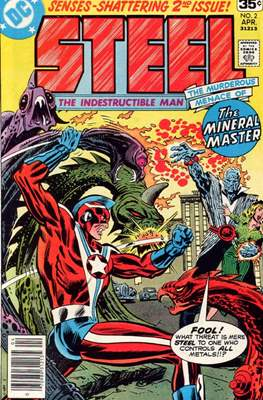 Steel Vol. 1 (Comic Book) #2