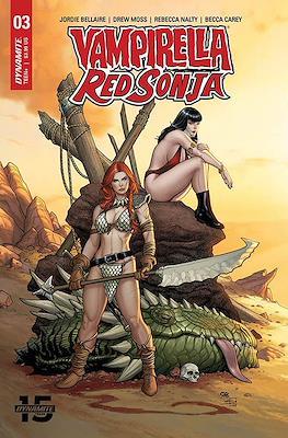 Vampirella / Red Sonja (Comic Book) #3