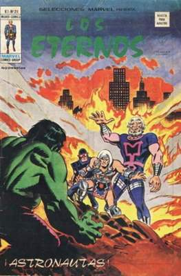 Selecciones Marvel (1977-1981) (Grapa 36-42 pp) #28
