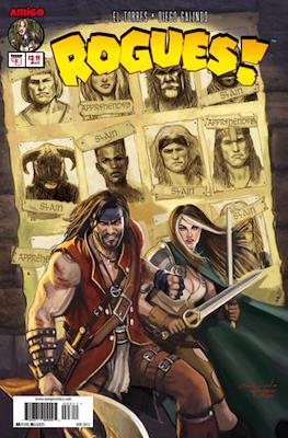 Rogues! (Grapa) #3