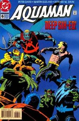 Aquaman Vol. 5 #6