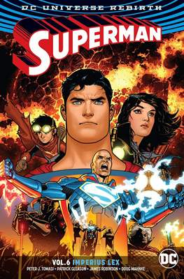 Superman Vol. 4 (2016-) (Softcover) #6