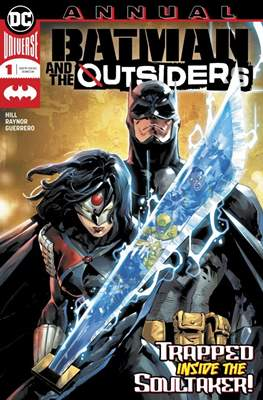 Batman and the Outsiders Annual (2019-)